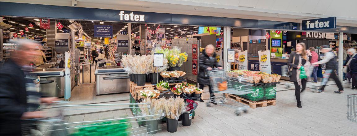 Føtex Frihedens butikcenter