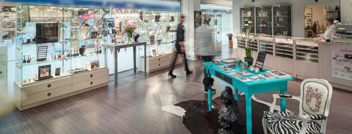 Guld & Sølv galleriet, Frihedens Butikscenter