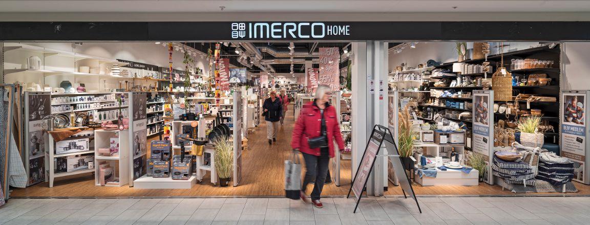 Imerco Home, Frihedens Butikscenter