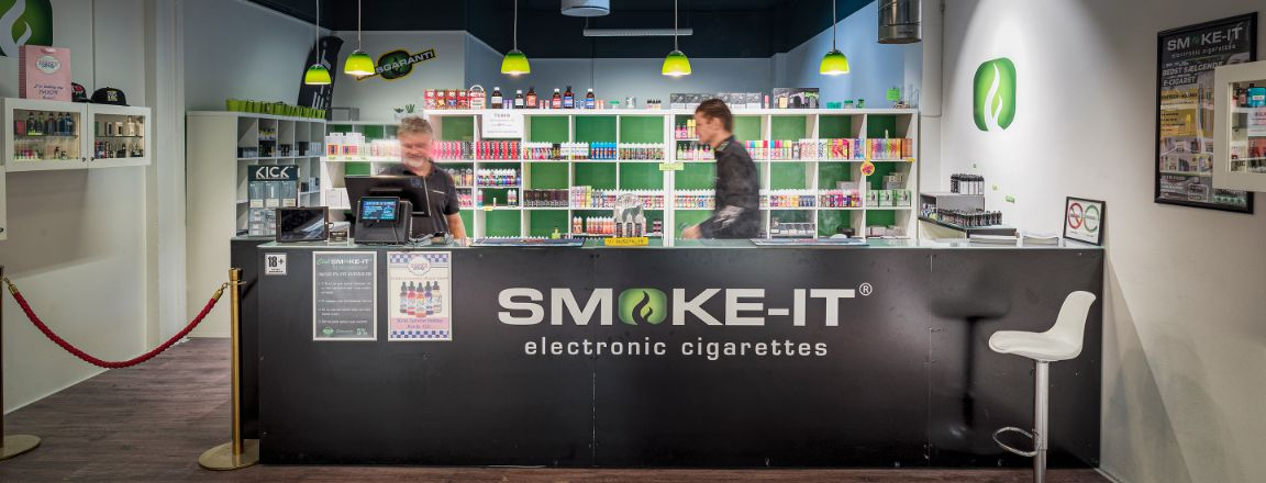 Smoke-it, Frihedens Butikscenter
