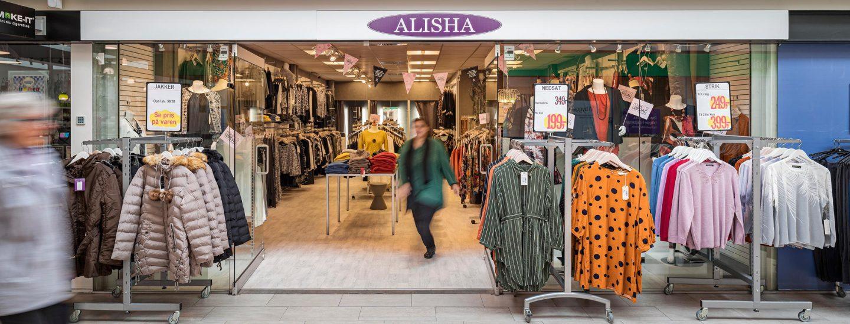 Alisha Mode Frihedens Butikscenter