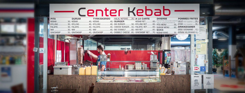 Center Kebab Frihedens Butikscenter