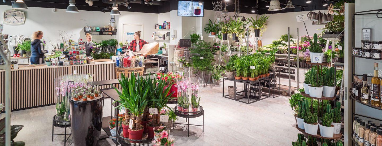 Frihedens Blomster i Frihedens Butikscenter