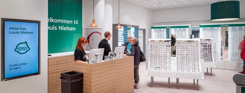Louis Nielsen Frihedens Butikscenter