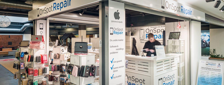 OnSpot Repair Frihedens Butikscenter